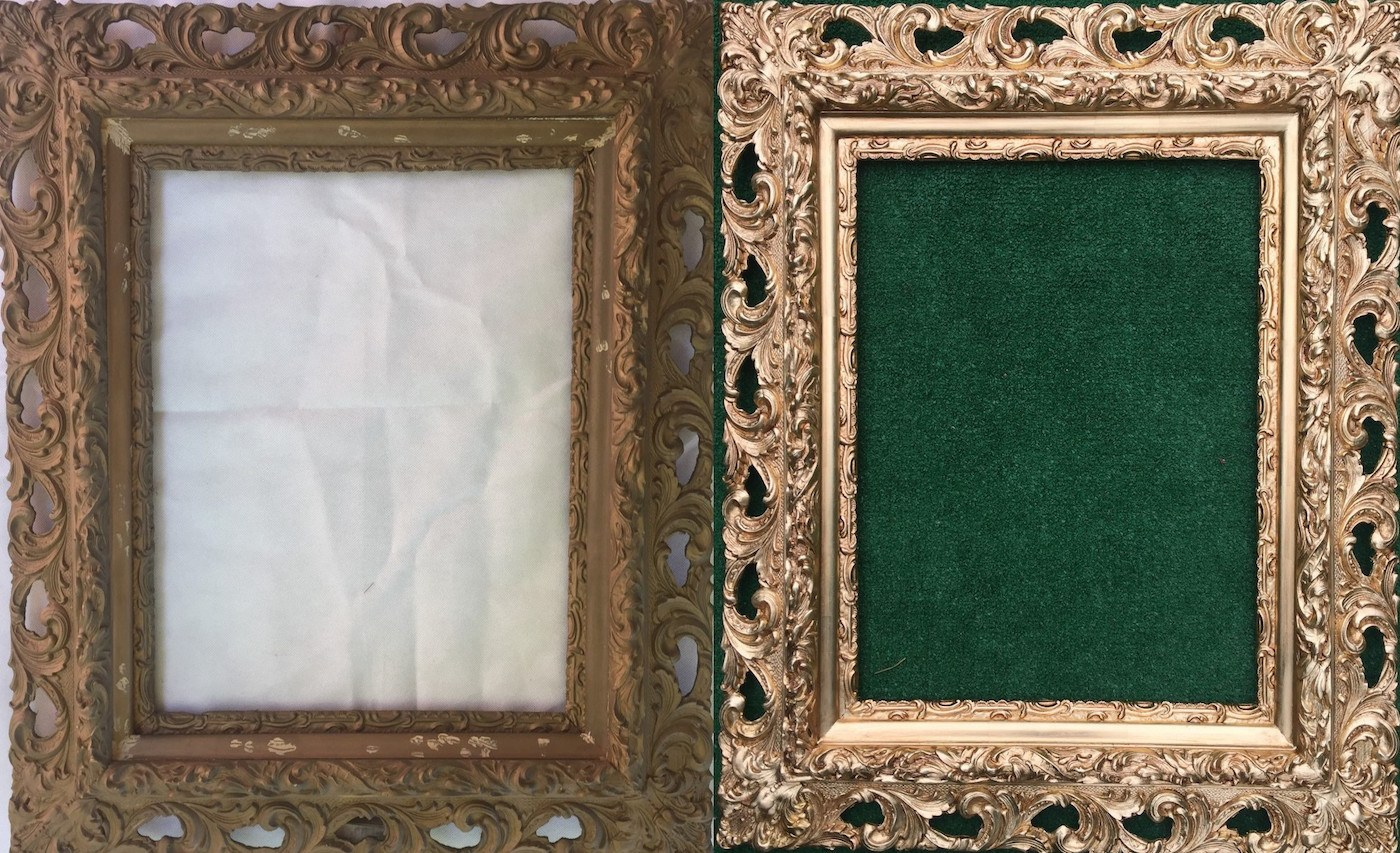 antique frame. About Anga Fine Art Antique Frame T
